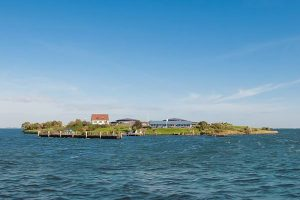 Bezoek forteiland Pampus met Veerdienst Amsterdam en Almere