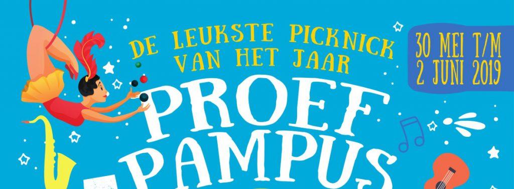 Proef Pampus evenement op Fort eiland Veerdienst Amsterdam