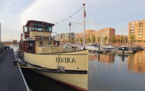 Salonboot Elvira Rederij Navigo Veerdienst Amsterdam