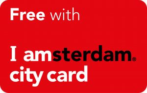 logo free with amsterdam city card