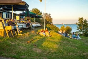 Activities Fortess Island Pampus Amsterdam Tourist Ferry