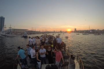 Sail Amsterdam Rederij Navigo