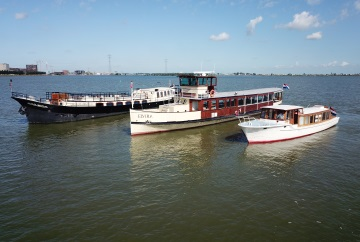 Informatie Veerdienst Amsterdam boten