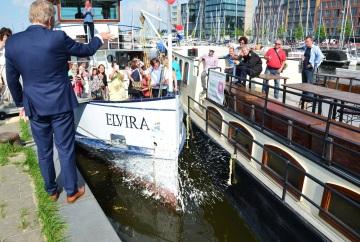 Over ons informatie Veerdienst Amsterdam Doop Elvira
