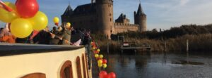 Pakjesboot Almere